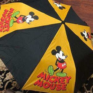 Retro Mickey Mouse umbrella